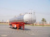 CIMC ZJV9401GYSTH liquid food transport tank trailer
