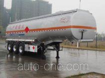 中集牌ZJV9401GYYSZ型运油半挂车