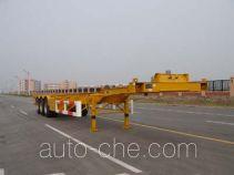 中集牌ZJV9401TJZ型集装箱半挂牵引车