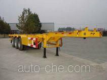 CIMC ZJV9401TJZDY container transport trailer