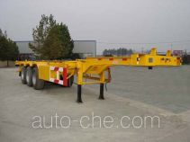 CIMC ZJV9401TJZDYA container transport trailer