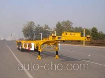 CIMC ZJV9401TJZTHA container transport trailer