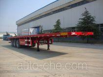 CIMC ZJV9401TPBDY flatbed trailer