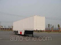 CIMC ZJV9401XXYTH box body van trailer