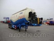 中集牌ZJV9402GFLDY型粉粒物料运输半挂车