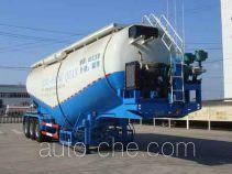 中集牌ZJV9402GFLRJA型低密度粉粒物料运输半挂车