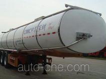 中集牌ZJV9402GYSSZ型液态食品运输半挂车
