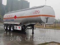 中集牌ZJV9402GYYSZ型运油半挂车