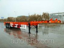 CIMC ZJV9402TJZHJB container transport trailer