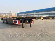 CIMC ZJV9402TJZQDYD container transport trailer