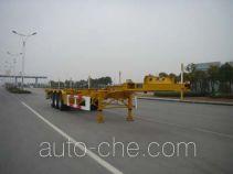 CIMC ZJV9402TJZTH container transport trailer