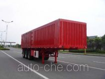 CIMC ZJV9402XXYTH box body van trailer
