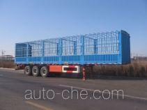 中集牌ZJV9403CLXYK型仓栅式运输半挂车