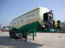 中集牌ZJV9403GFLDY型粉粒物料运输半挂车