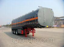 CIMC ZJV9403GHYHJA chemical liquid tank trailer