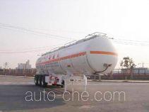 CIMC ZJV9403GHYTHA chemical liquid tank trailer