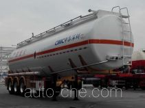CIMC ZJV9403GRYSZA flammable liquid tank trailer