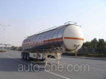 CIMC ZJV9403GRYTHE flammable liquid tank trailer