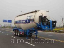 CIMC ZJV9404GFLRJA medium density bulk powder transport trailer