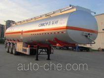中集牌ZJV9404GYYSZ型运油半挂车