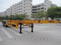 CIMC ZJV9404TJZSZ container transport trailer