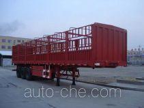 中集牌ZJV9405CLXDY型仓栅式运输半挂车
