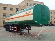 CIMC ZJV9405GHYDY chemical liquid tank trailer