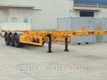 中集牌ZJV9405TJZ型集装箱半挂牵引车