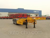 CIMC ZJV9405TJZQD container carrier vehicle