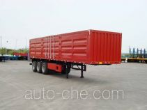 CIMC ZJV9405XXYQD box body van trailer