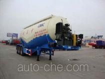 CIMC ZJV9406GFLDY medium density bulk powder transport trailer