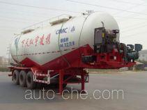 中集牌ZJV9406GFLLY1型低密度粉粒物料运输半挂车