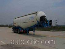 中集牌ZJV9406GFLRJA型低密度粉粒物料运输半挂车