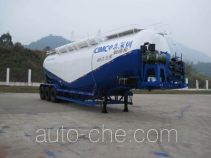 CIMC ZJV9406GFLSZ medium density bulk powder transport trailer