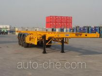 CIMC ZJV9371TJZQD container transport trailer