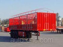 中集牌ZJV9407CLXQD型仓栅式运输半挂车