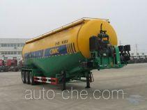 中集牌ZJV9407GFLRJA型低密度粉粒物料运输半挂车