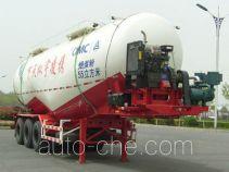 中集牌ZJV9408GFLLY型粉粒物料运输半挂车