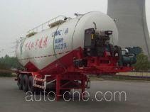 CIMC ZJV9408GFLLY1 low-density bulk powder transport trailer