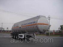 CIMC ZJV9408GHYTHB chemical liquid tank trailer