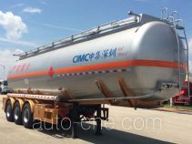 CIMC ZJV9409GRYSZA flammable liquid tank trailer