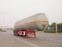 CIMC ZJV9409GRYTHB flammable liquid tank trailer
