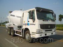 驹王牌ZJW5252GJB型混凝土搅拌运输车
