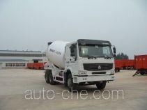 驹王牌ZJW5253GJB型混凝土搅拌运输车