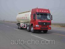 驹王牌ZJW5311GFL型粉粒物料运输车