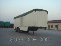 Juwang ZJW9290TCL vehicle transport trailer