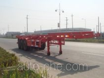 Juwang ZJW9381TJZG container carrier vehicle