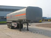 驹王牌ZJW9400GHY型化工液体运输半挂车