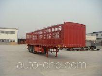 Juwang ZJW9402CCYA stake trailer