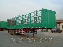Juwang ZJW9402CLX stake trailer